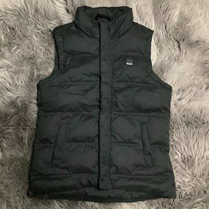 Bench | Women's Insulated Vest | Black